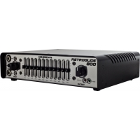 Ashdown Retroglide 800 Compact Bass Head, SALE!