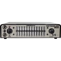 Ashdown Retroglide 800 Compact Bass Head