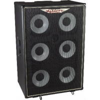 """Ashdown RM610T Rootmaster EVO 900w 6 x 10"""" Cabinet 4 Ohm with Tweeter"""