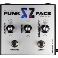 Ashdown SZ Funk Face Twin Dynamic Filter Pedal
