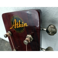 Atkin Essential OOO Acoustic Guitar in Natural with Hardcase