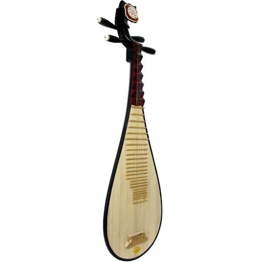 Atlas Pipa, Traditional Chinese Lute with Case | Hobgoblin ...
