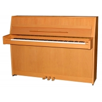 Yamaha B1-SG2 Silent Upright Piano in Natural Beech Satin (B1SG2NBS)