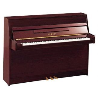 Yamaha B1-SG2 Silent Upright Piano in Polished Mahogany (B1SG2PM)