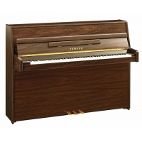 Yamaha B1 Upright Piano in Polished Walnut (B1PW)