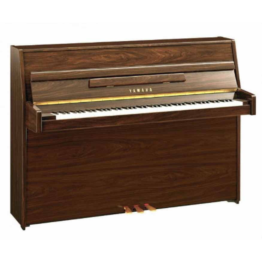 Yamaha b1 upright piano in black polyester at promenade music for Yamaha piano com