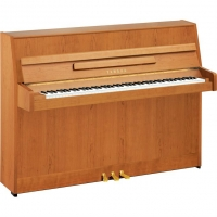 Yamaha B1-SG2 Silent Upright Piano in Satin Natural Cherry (B1SG2SNC)