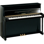 Yamaha B2 Upright Piano in Polished Ebony Black (B2PE)