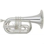 Yamaha 301MS Bb Marching Baritone with Case & Mouthpiece