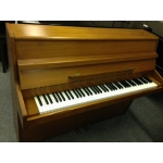 Barratt & Robinson Upright Piano Teak Made in 1973