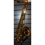 Bell Tenor Saxophone With Case And Mouthpiece