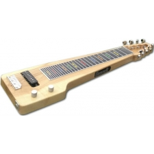 Ronnie Bennett 8-String Lap Steel Guitar with Case
