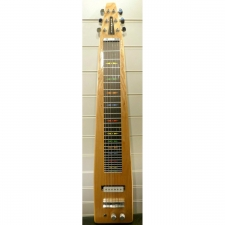 Ronnie Bennett 6-String Lap Steel Guitar with Case