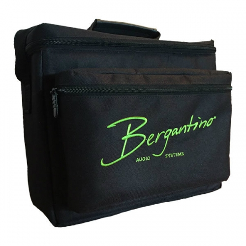 Bergantino Custom Padded Carry Bag B|Amp and Forté Amplifiers