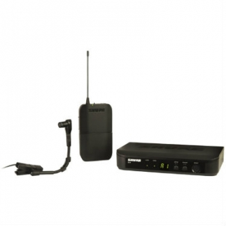 Shure BLX14UK/B98 Bodypack System with Beta 98 Clip on Mic
