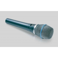 Shure Beta 87C Vocal Cardioid Microphone
