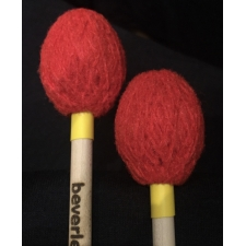 Beverley M1 Marimba Mallets with Maple Handles (Very Bright Tone)