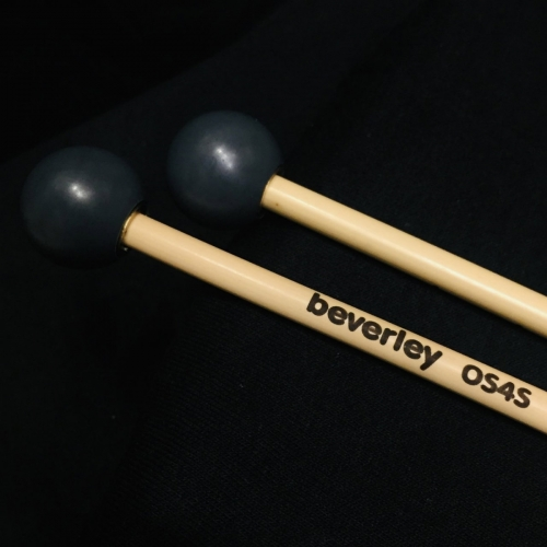 Beverley OS4S Xylophone Mallets with Rattan Handles (Bright Tone)