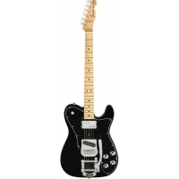 Fender 2019 Limited Edition '72 Telecaster Custom w/Bigsby, Black
