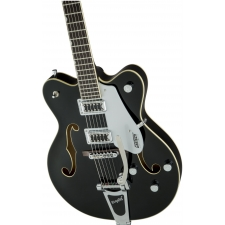Gretsch G5422T Electromatic Double-Cut with Bigsby in Black, Secondhand