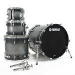 Yamaha Absolute Drumkit in Black Sparkle