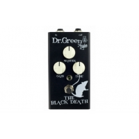 Dr. Green Black Death Distortion Pedal