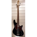 Marleaux B Votan 4 String Electric Bass Guitar in Black