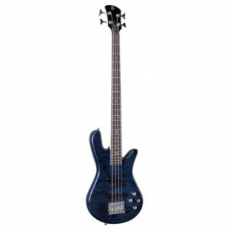 Spector Legend Standard 4 String Bass In Blue Stain
