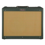 Fender Blues Deluxe Emerald Wheat Redcoat