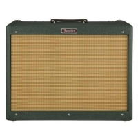 "Fender Blues Deluxe Emerald Wheat Redcoat Ltd Ed Combo (40W Valve 1x12"")"