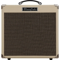 Roland Blues Cube Hot Guitar Amplifier, Vintage Blonde