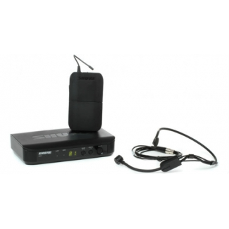 Shure BLX14 PGA31 Wireless Headset Mic System