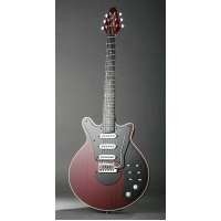 Brian May Red Special Signature In Antique Cherry