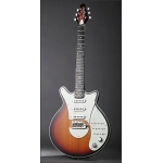 Brian May Red Special Signature Guitar in Sunburst with Padded Gig Bag