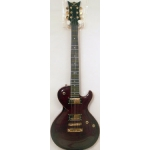 DBZ Bolero FM Electric Guitar in Trans Wine