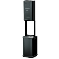 Pair of Bose F1 Flexible Line Array 812 Loudspeaker & Subwoofer with Bags