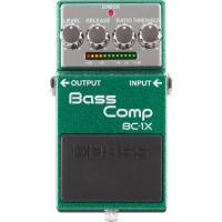 Boss BC1X Bass Compressor Pedal