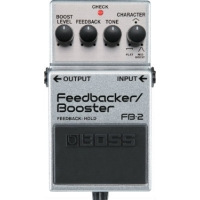 Boss FB2 Feedback / Booster Pedal