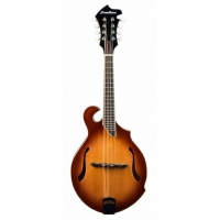 Breedlove Crossover FF SB Mandolin, Sunburst Gloss
