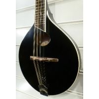 Breedlove Crossover OO Mandolin In Black With Padded Bag