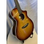 Breedlove Pursuit Exotic Concert CE Electro Acoustic in Sunburst with Gig Bag