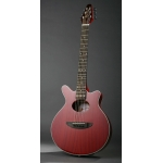 Brian May Rhapsody Electro Acoustic Guitar in Cherry with Padded Gig Bag