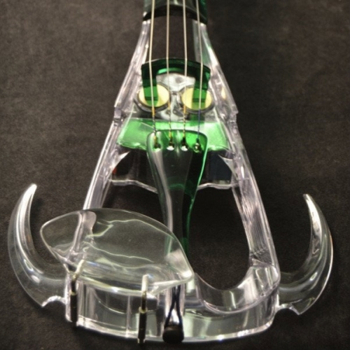 Ted Brewer Vivo 2 Green 4-String Electric Violin