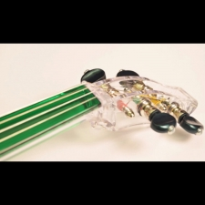 Ted Brewer Vivo 2 Green 5-String Electric Violin
