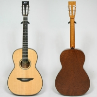 Brook Lyn Handmade 12 Fret Acoustic Guitar