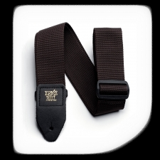 Ernie Ball PolyPro Guitar Strap Brown