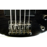 Ibanez BTB5 Trans Black, Secondhand