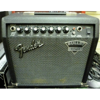 Fender Bullet 150 Guitar Amp Combo, Secondhand