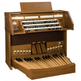 Viscount Cadet 42F Classical Organ In Simulated Wood Veneer