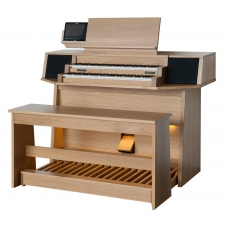 Content Cambiare 210 Hauptwerk Organ with Internal Speakers (16GB)